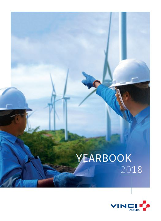 VINCI Energies Yearbook 2018