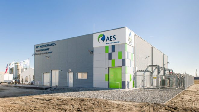 AES Energy Storage